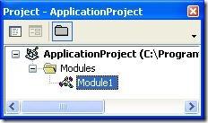 AppProjectModule1