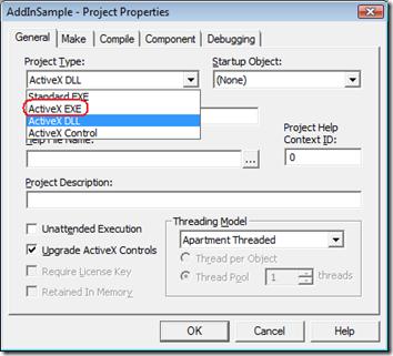 Mod the Machine: Visual Basic 6 Add-Ins and 64-Bit