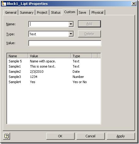 Mod the Machine: Custom iProperties