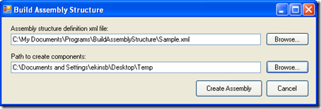 BuildAssemblyStructureDialog