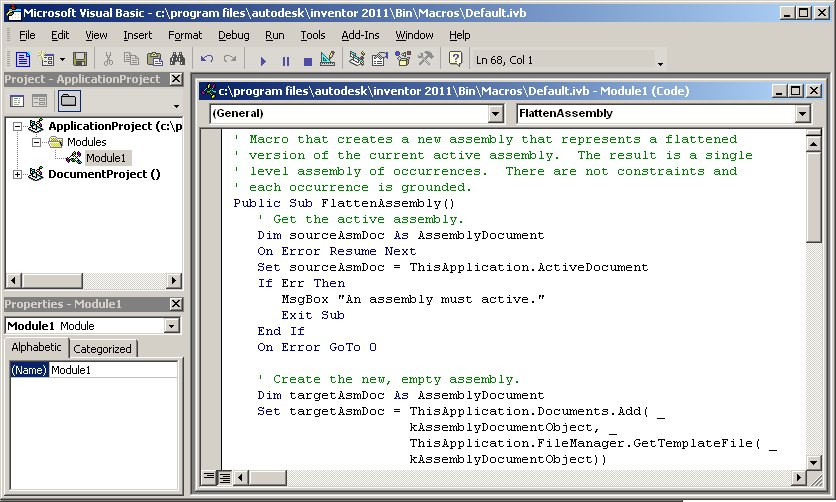machine problem visual basic