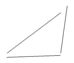 LinesBrokenTriangle