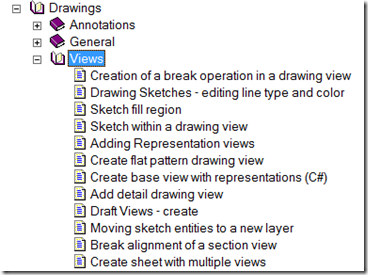 Mod the Machine: C# Help Examples for Drawing Views