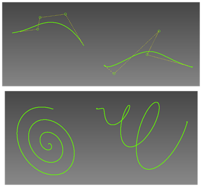 Inventor2014Curves