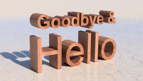 GoodbyeAndWelcome